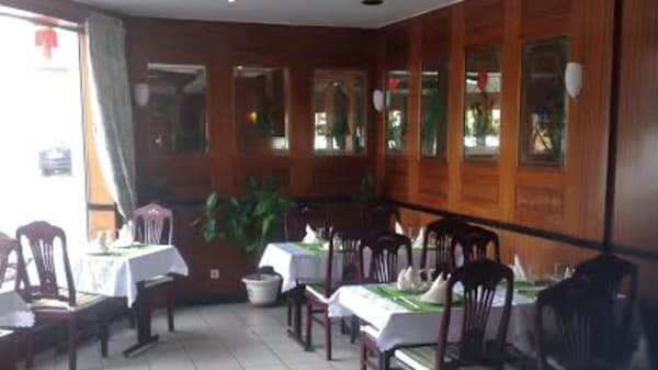 Vue salle - Aux Plaisirs d'Asie, Poissy