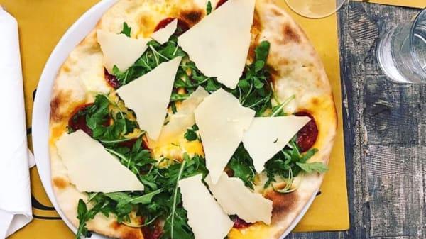 Pizza - Pizzeria Bello Mio, Firenze