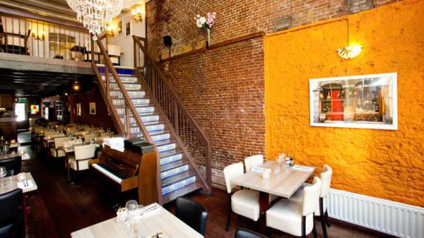 Het restaurant - Sapore Italiano, Ámsterdam