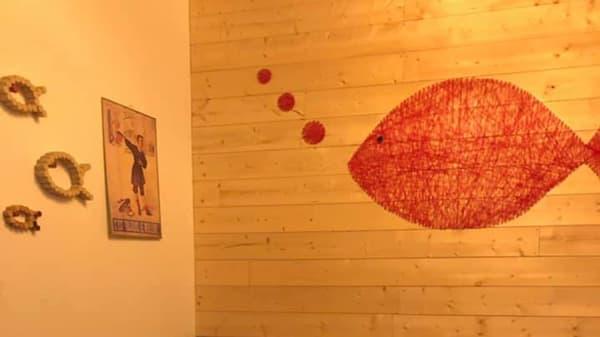 Le poisson Rouge... - Le Poisson Rouge, Caen