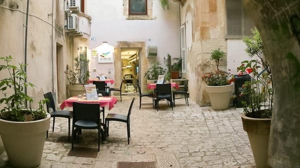 Sala - Le tre vie, Ragusa