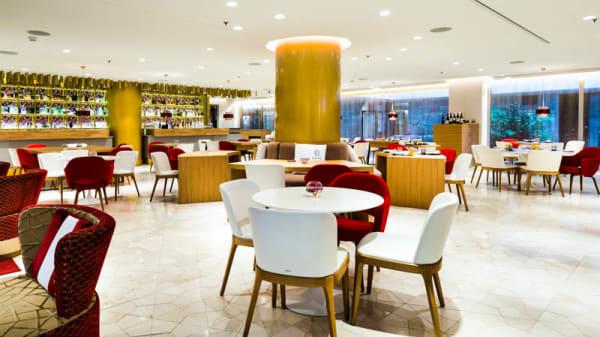 La sala - DOMO - Hotel NH Collection Eurobuilding, Madrid
