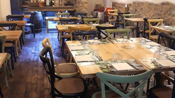Interno - Agriturismo La degusteria bio-ristorante, Tizzana
