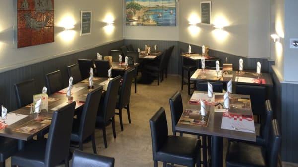 Salle du restaurant - La Caravelle, Aix-les-Bains