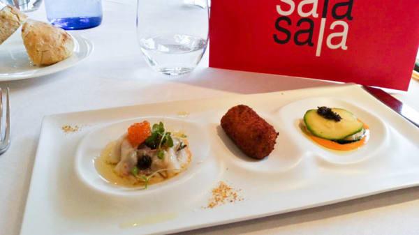 Sugerencia del chef - Sala, Berga