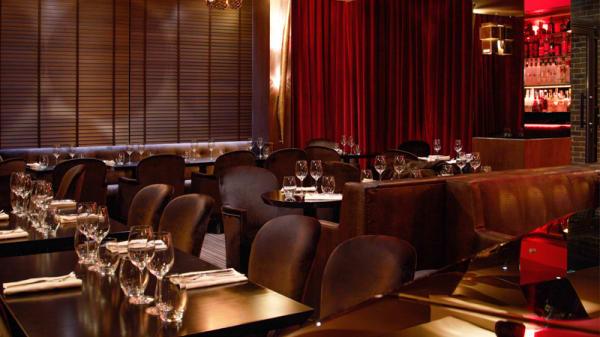 Vue de la salle - Le Speakeasy (Restaurant Piano Club Live Music), Paris