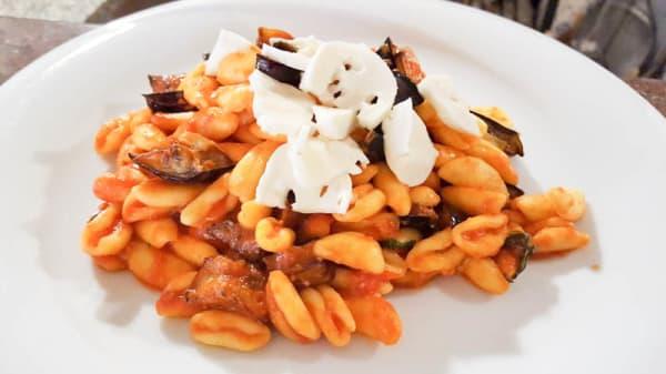 Suggerimento dello chef - La Locanda degli Apolidi, Atena Lucana