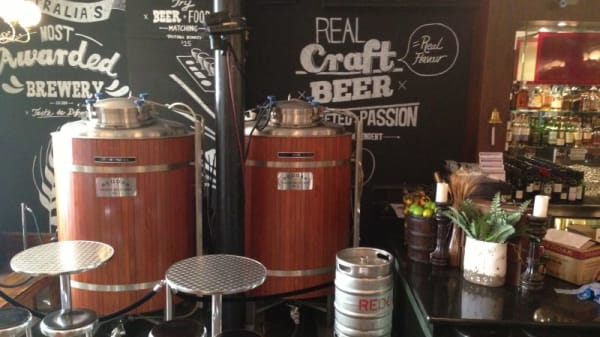 Redoak Boutique Beer Cafe, Sydney (NSW)