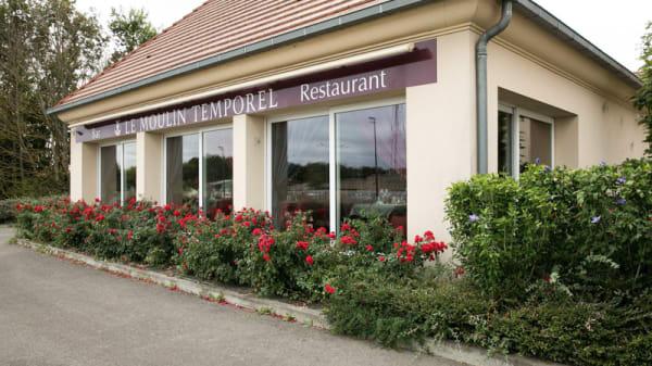 Entrée - Le Moulin Temporel, Épernon