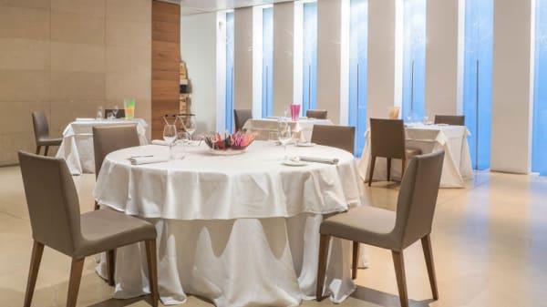 Salone ristorante - Spazio7, Torino