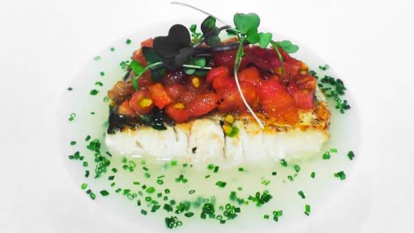 Sugerencia del chef - Mirones 634, Pomaluengo