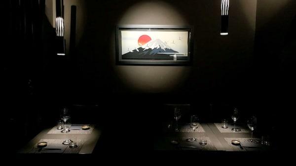 Vista sala - Kisaki Ramen & Sushi, Roma