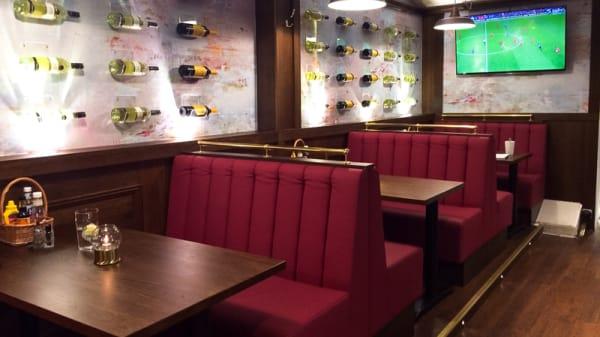 Rum - Limerick restaurang och bar, Stockholm