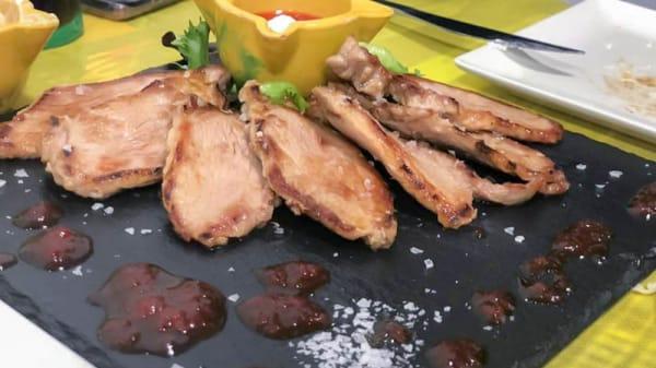 Sugerencia del chef - Casa Don gato, Aguilas