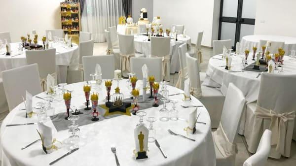 Interno - Restaurant Alba, Bracigliano