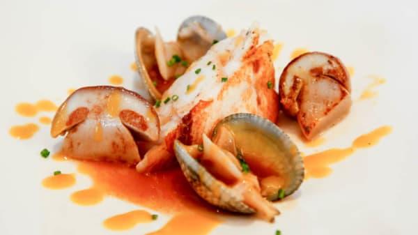 Sugerencia del chef - Restaurante 1860 Tradición, Elciego