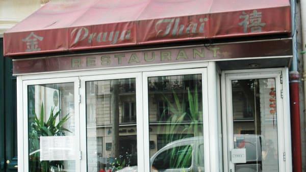 Praya Thai, Paris