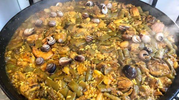 Sugerencia de plato - Taverneta Peña Dominó, Cornella De Llobregat
