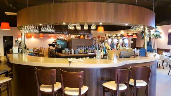 Salle du restaurant - Aux Délices des Papilles, Cormontreuil