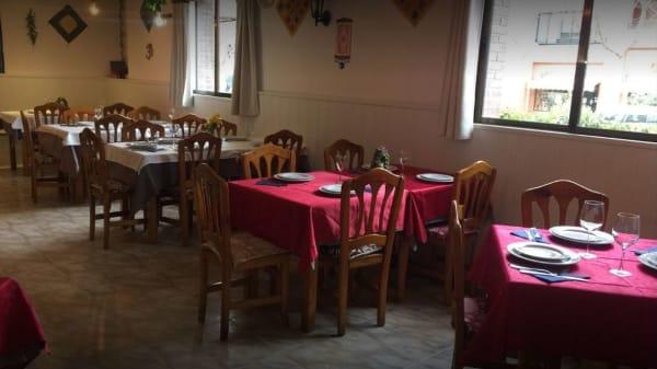 Vista del interior - Welcome India Colmenar, Colmenar Viejo