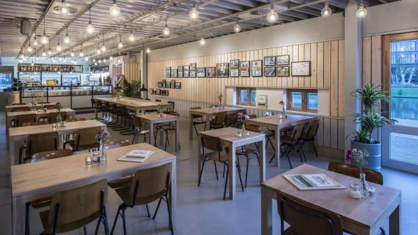 Restaurant - Grand Café de Stal, Leiden