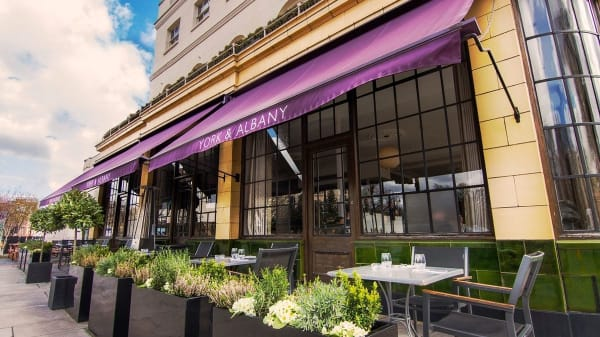 York & Albany - Gordon Ramsay Restaurants, London