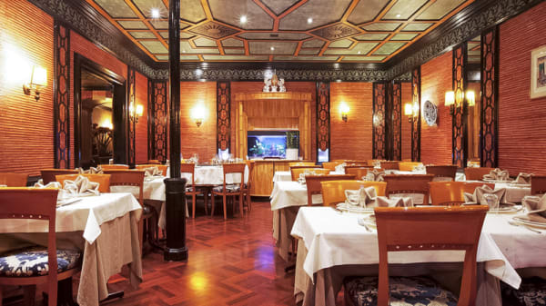 sala - Shangri-la, Milan