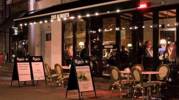 Café Alimento - Café Alimento, Aarhus