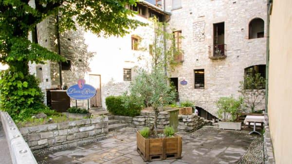 Entrata - L'Antica Riva, Como