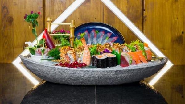 Sushi King, Roma