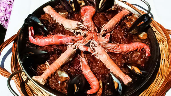 pescado - Celler Sant Antoni, Blanes