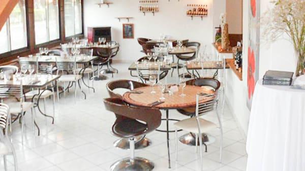 Vue de la salle - Restaurant de la Mairie, Berry-au-Bac