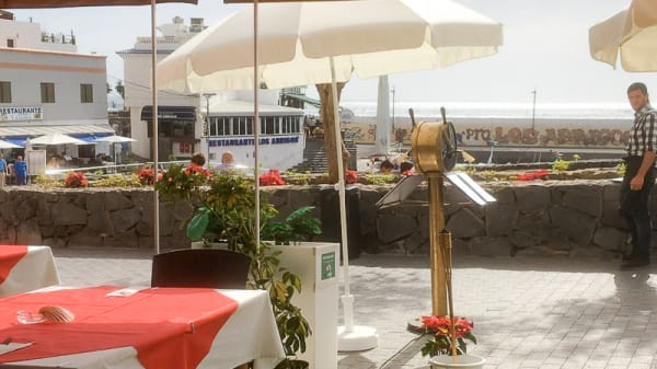 Terraza - El Marisco, Los Abrigos