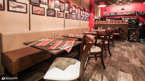 vue de la salle - Cilicie Le Restaurant, Bordeaux