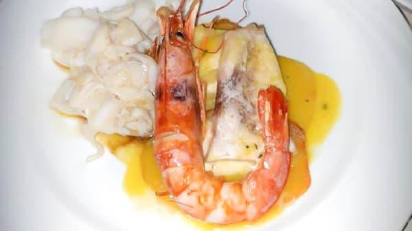 Suggerimento dello chef - Villa Marini, San Giuseppe Vesuviano