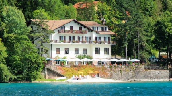 Esterno - Ristorante Lago Park Molveno, Molveno