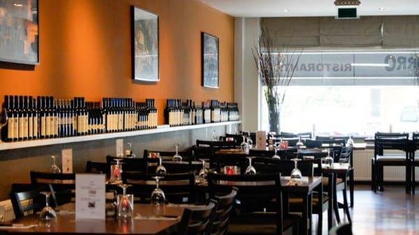Restaurant - Restaurant Azzurro, Heemstede