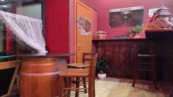 Vista sala - Tavernacolo, Salerno