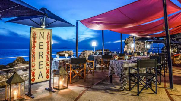 Terraza - Taverna del Mare Nerea, Vico Equense