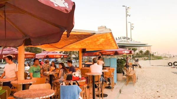 Esplanada - La Carioca Cevicheria En La Playa, Rio de Janeiro