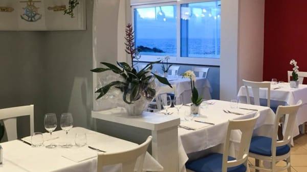 Vista sala - Taverna del Marinaio, Misano Adriatico