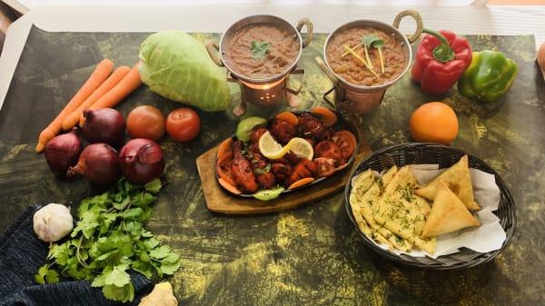 Sugestão do chef - New Himalaia, Lisboa