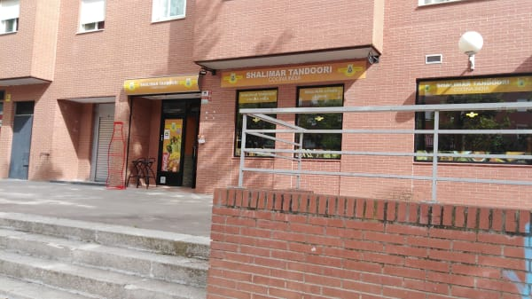 Shalimar Tandoori, Guadalajara