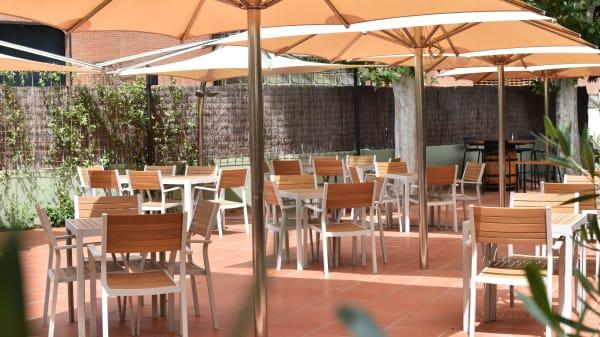 Terraza - El Grill de Peralada, Peralada