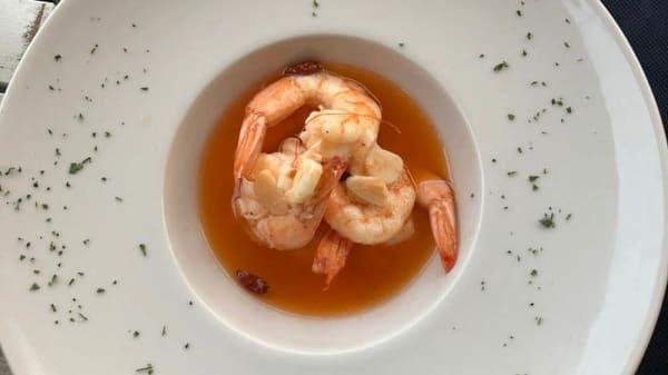 Sugerencia del chef - Tasquita del Puerto, Los Abrigos