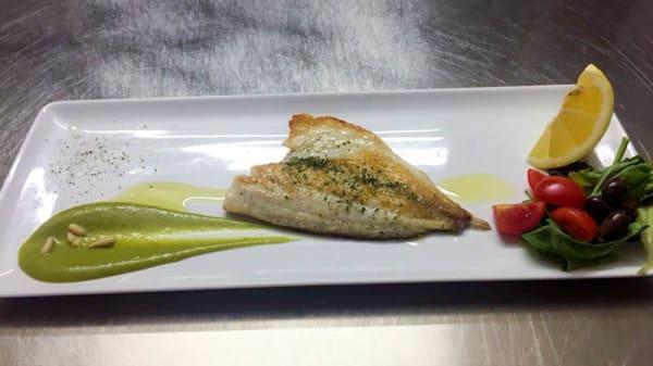 Suggerimento dello chef - Il fortino, Albissola Marina