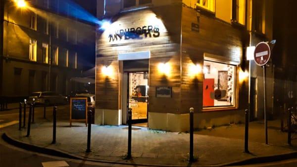 MyBurgers extérieur - My Burgers, Lille