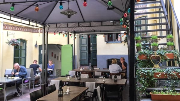 Ute - Restaurang 4:an, Malmö