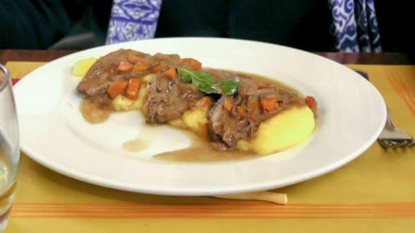 Suggerimento dello chef - Osteria Pane e Salame, Cremona
