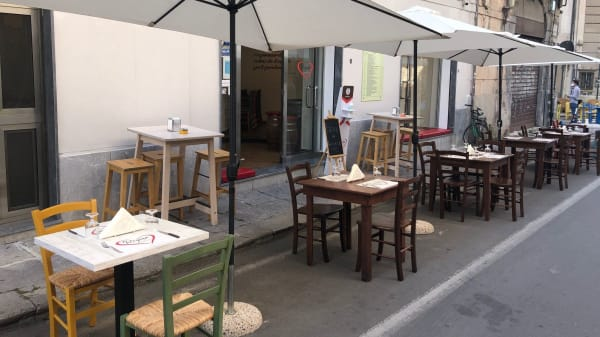 Regina Pizza & Co, Palermo